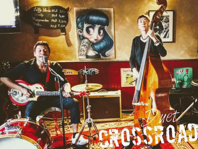 Crossroad Duet | Blues, swing…