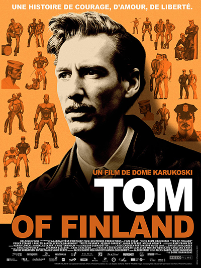 Ciné-club - Tom of Finland